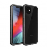 LAUT LAUT Crystal-X IMPKT iPhone 11 - Crystal Black