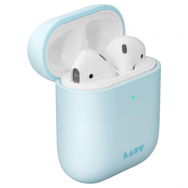 LAUT LAUT Pastels Airpod case - Baby Blue