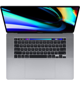 "Apple MVVK2LL/A Macbook Pro 16"" 2.3GHz i9/16GB/1TB - Space Gray w/Retina and Touch Bar"