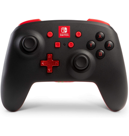 PowerA PowerA Enhanced Wireless Controller For Nintendo Switch - Black