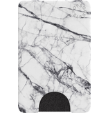 PopSockets PopSockets PopWallet - White Marble