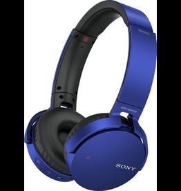 Sony Sony Extra Bass Wireless Headphones - Blue