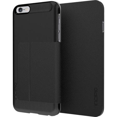 Incipio Incipio Folio iPhone 6+ Case Black