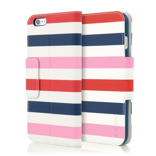 Incipio Incipio Caroline folio for iPhone 6 Plus - Isabella Print