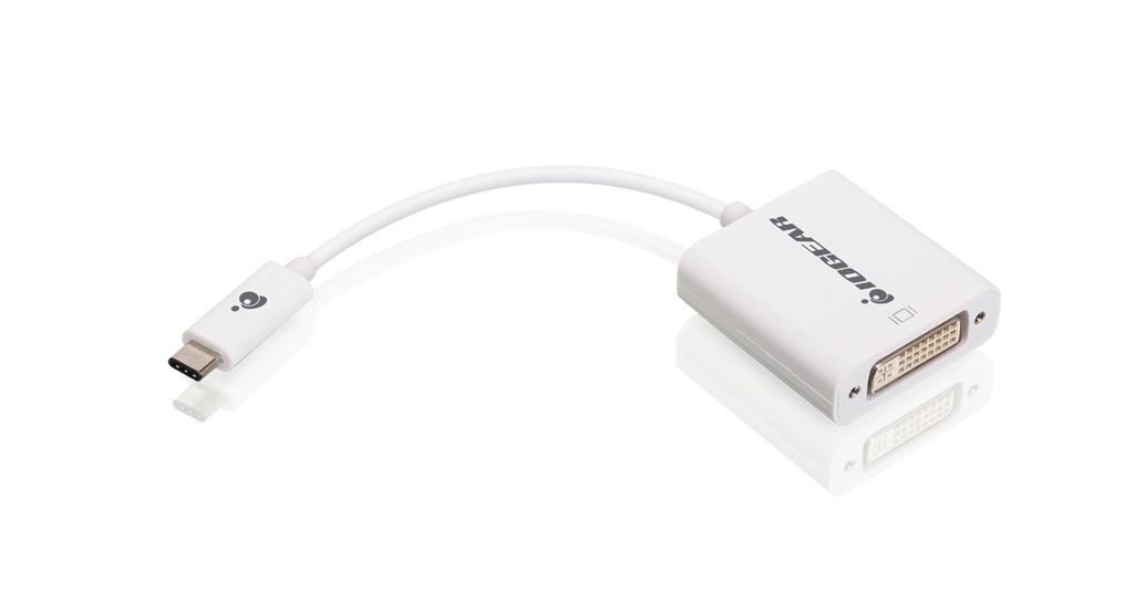 Iogear IOGear USB-C to DVI Adapter