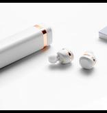 HappyPlugs Happy Plugs YEVO1 True Wireless BT Earbuds - Ivory