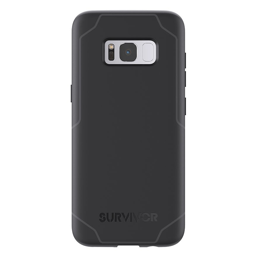 Griffin Survivor Strong Case for Samsung Galaxy S8 - Black