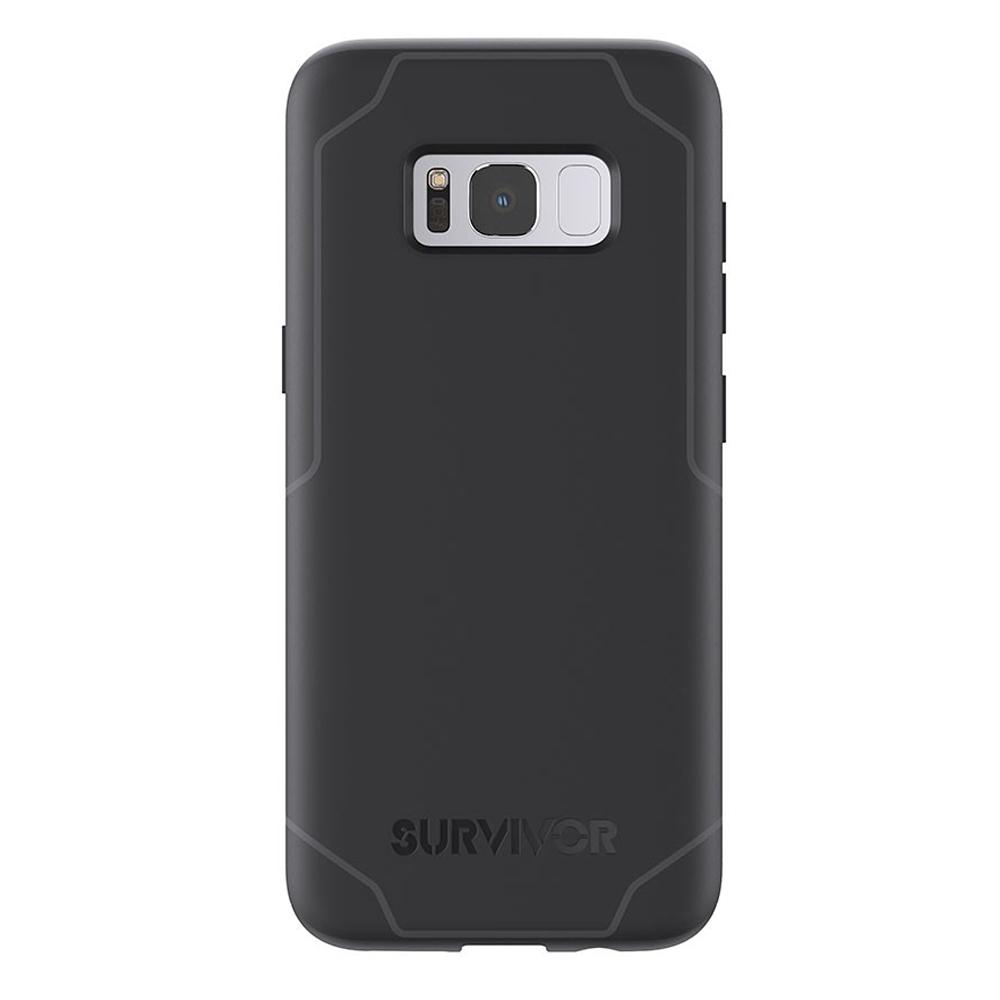 Griffin Survivor Strong Case for Samsung Galaxy S8+ - Black