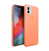 LAUT LAUT Slimskin iPhone 11 - Electric Coral