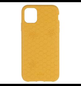 Pela Pela Eco-Friendly case iPhone 11 Pro Max - Honey Bee Edition