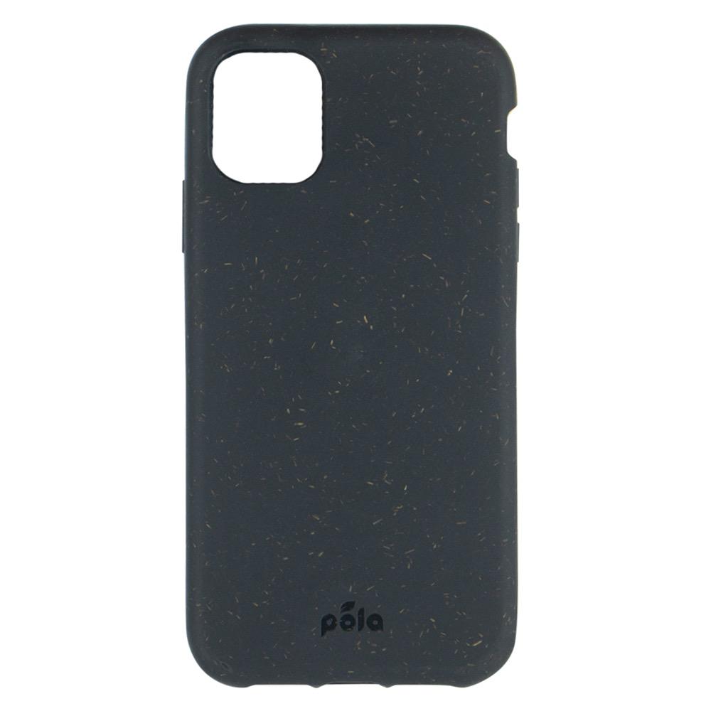 Pela Pela Eco-Friendly case iPhone 11 - Black