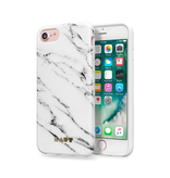 LAUT LAUT Huex Elements Case for iPhone XR - Marble White