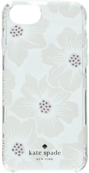 Kate Spade New York Kate Spade Hardshell Case for iPhone 6/7/8 - Hollyhock Floral