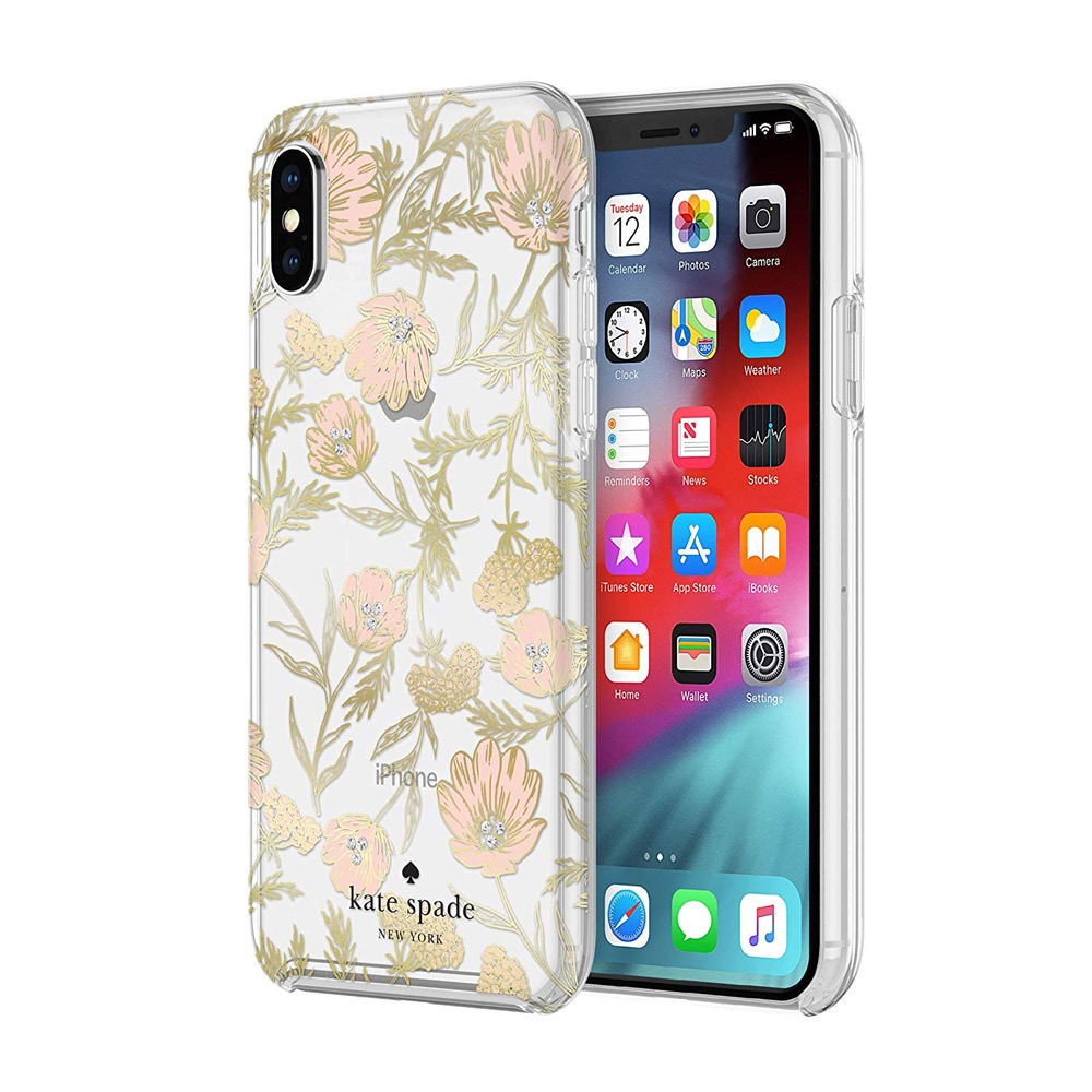 Kate Spade New York Kate Spade Hardshell Case for iPhone XS Max - Blossom