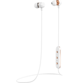 HappyPlugs Happy Plugs BT Wireless Earbuds w/ Mic - White