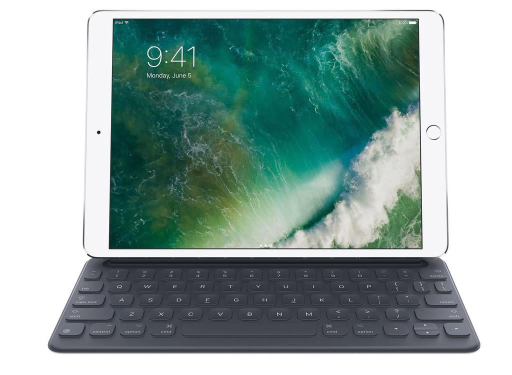 """Apple MPTL2LL/A iPad Pro 10.2"""" & 10.5"""" Smart Keyboard"""
