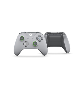 Microsoft Microsoft Xbox One Controller - Grey/Green