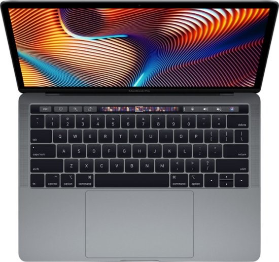"Apple MV972LL/A MacBook Pro 13.3"" 2.4GHz I5/8GB/512GB - Space Gray w/ Touch Bar"