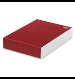 Seagate Backup Plus Hard Drive 4TB - Red