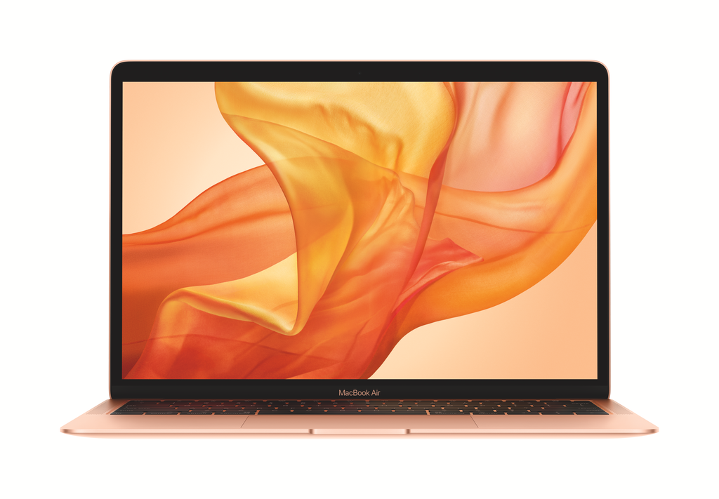 "Apple MVFN2LL/A MacBook Air 13.3"" i5/8GB/256GB Retina - Gold"