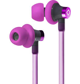 Aircom Aircom A3 Stereo Airtube Earbuds - Pink