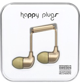 HappyPlugs Happy Plugs In-Ear Earbuds - Champagne
