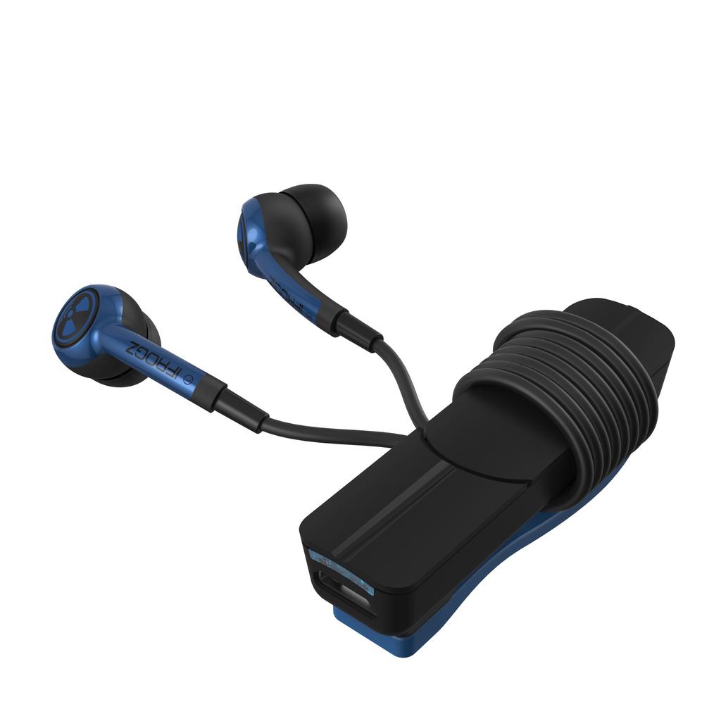 iFrogz Wireless Plugz Earbuds - Blue