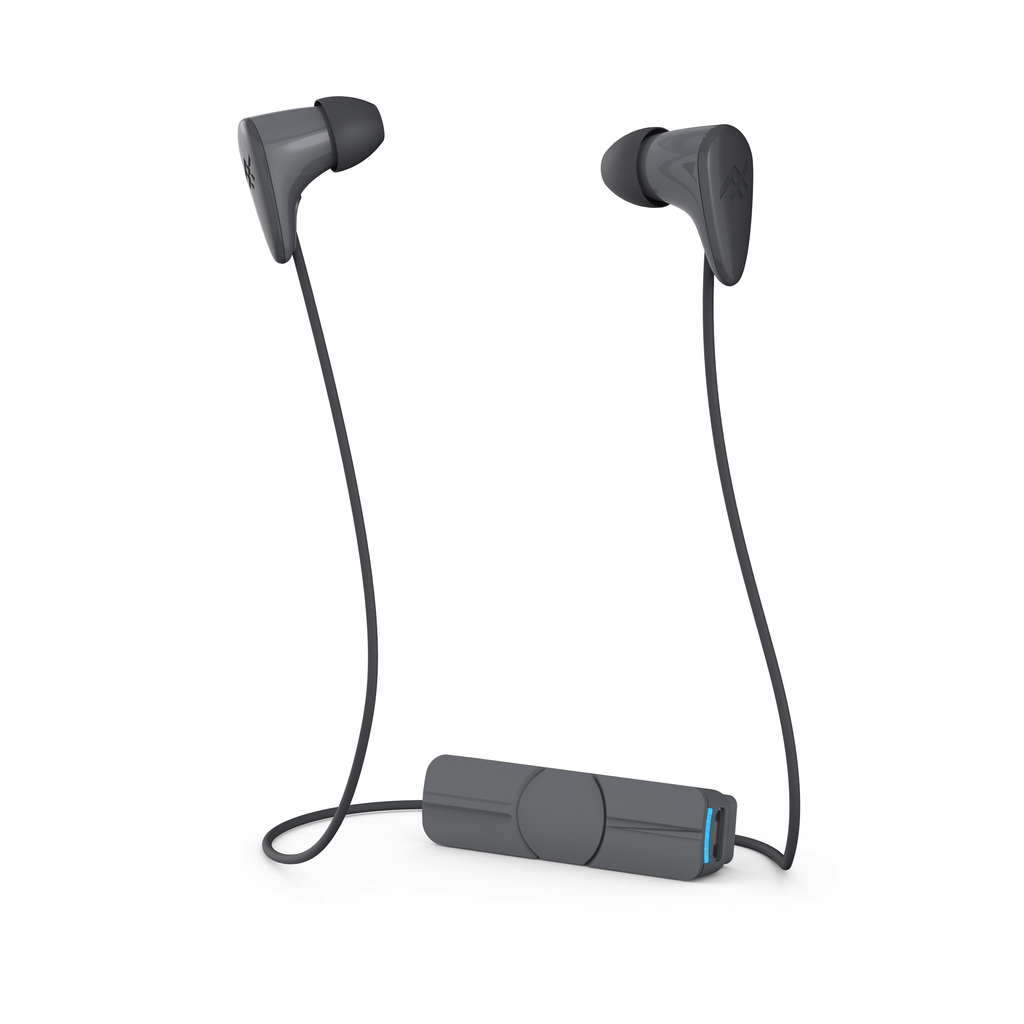 iFrogz Charisma Wireless Earbuds - Gray