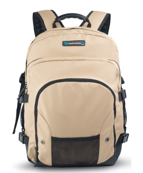 Tech Products 360 Tech Products 360 Backpack - Khaki