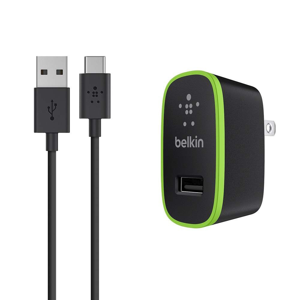 Belkin Belking USB-C Charge Cable with Wall Charger