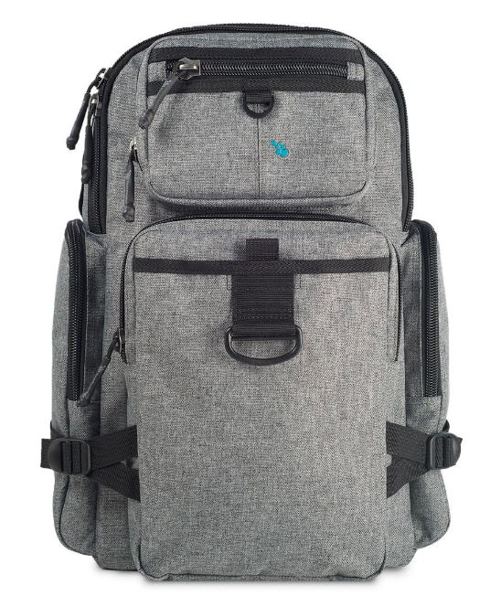 Tech Products 360 Tech Products 360 Ruck Backpack - Gray