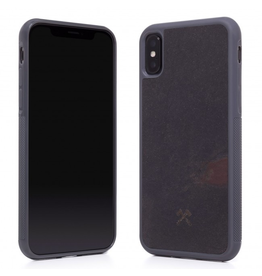 Woodcessories Woodcessories EcoCase for iPhone X - Volcano Black