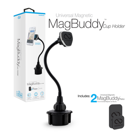 Naztech Naztech MagBuddy Universal Magenetic Cup/Phone Holder Mount