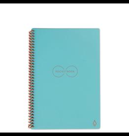 Rocketbook RocketBook Everlast Notebook Lettersize - Light Blue