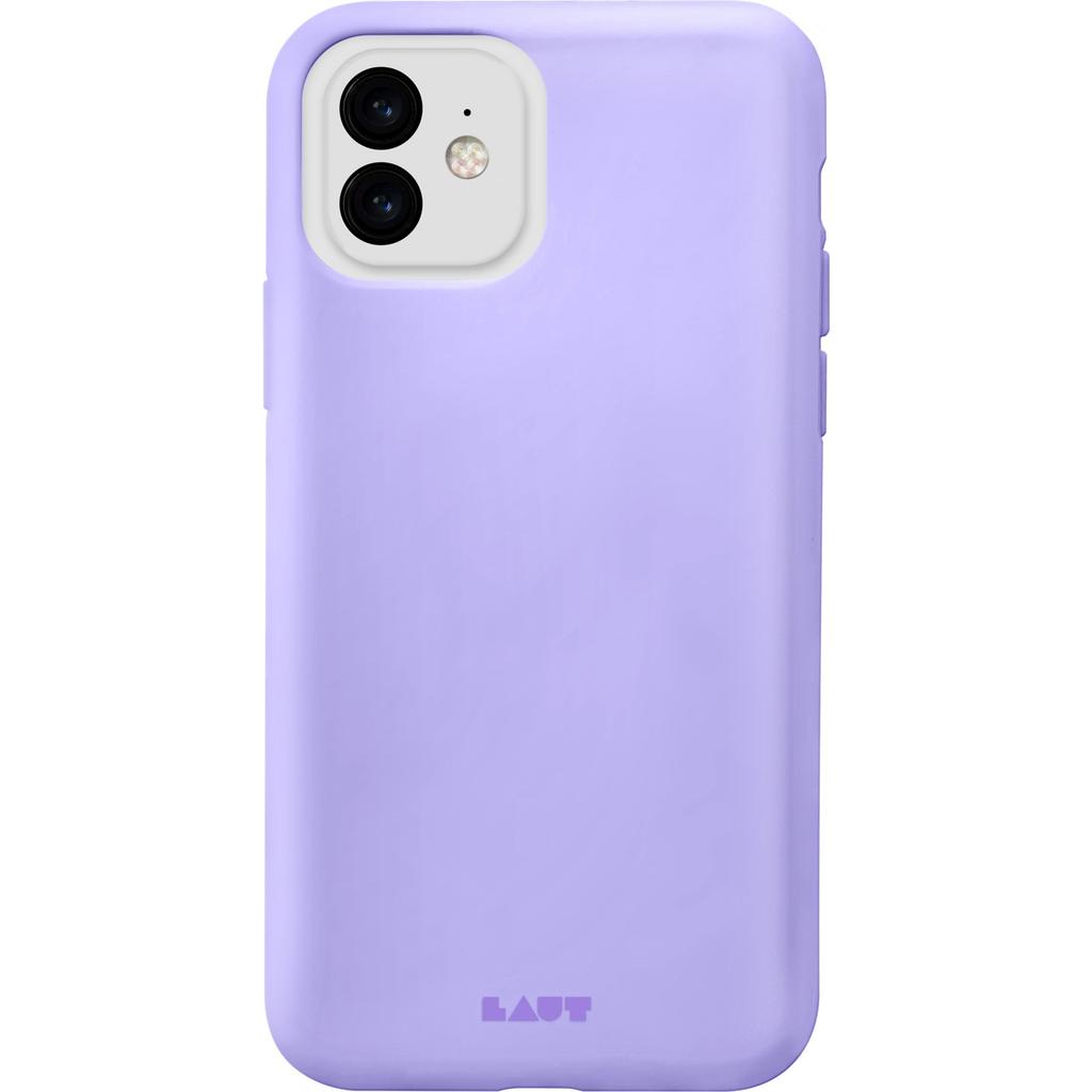 LAUT LAUT Huex Pastels iPhone 11 - Violet