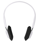 Outdoor Tech DJ Slims Rugged Wireless Headphones White