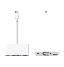 Apple MJ1L2AM/A USB-C Hub [USB-C, VGA, USB-A]