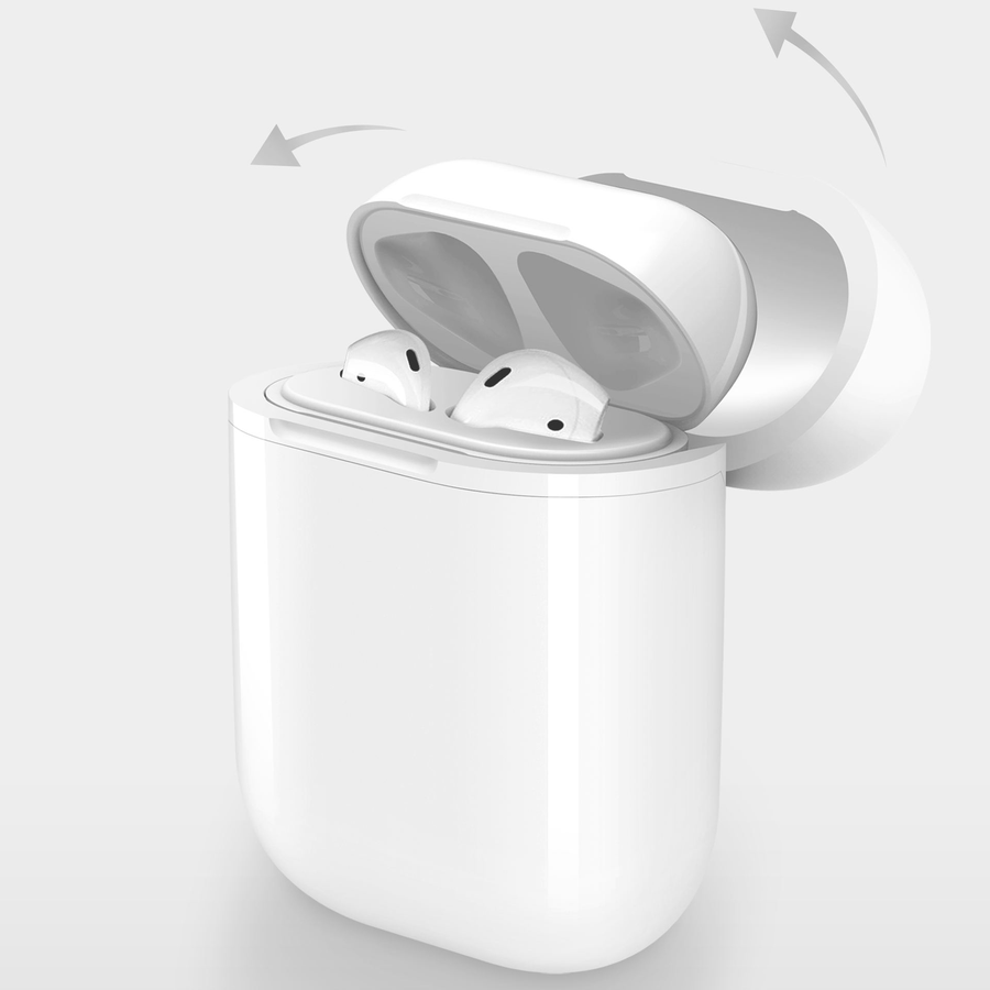 HyperJuice wireless charge case<br /> for Airpods White Box