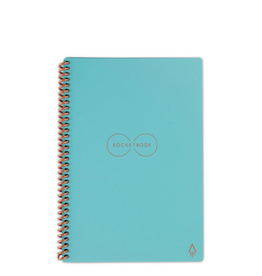 Rocketbook RocketBook Everlast Notebook Executive - Light Blue