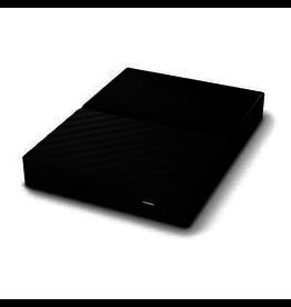Western Digital WD Passport 2 TB External Hard Drive - Black