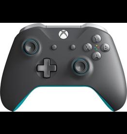 Microsoft Microsoft Xbox One Controller - Electric Blue/Grey