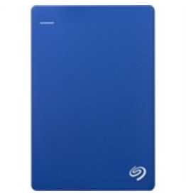 Seagate 1TB HD Plus slim - Light Blue