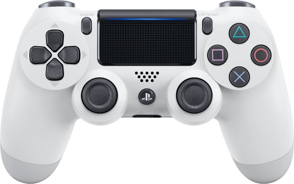 Sony PS4 Dualshock 4 Controller - Glacier White