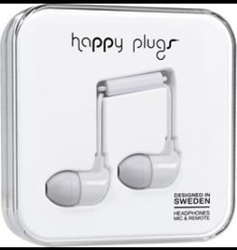 HappyPlugs Happy Plugs In-Ear Earbuds - White