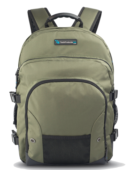 Tech Products 360 Tech Products 360 Backpack - Green