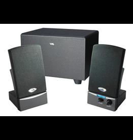 Cyber Acoustics CA-3001 2.1 Speaker System