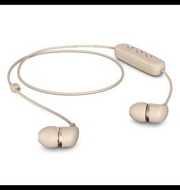HappyPlugs Happy Plugs BT Wireless Earbuds w/ Mic - Nude