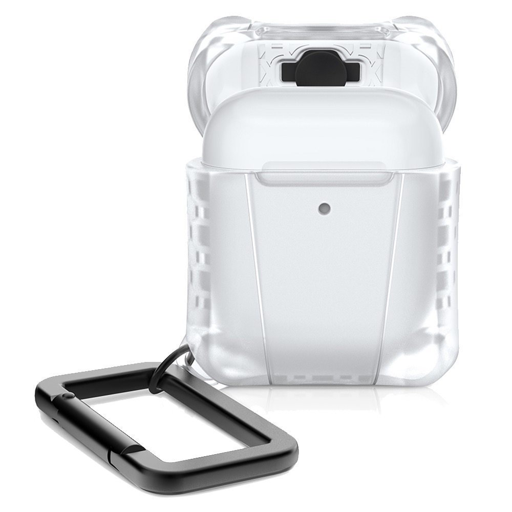 ITSKINS ITSKINS AirPods spectrum frost - Clear