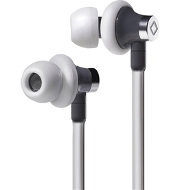 Aircom Aircom A1 Stereo Airtube Earbuds - White