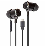 Helix Helix In-Ear USB-C EarBuds - Black
